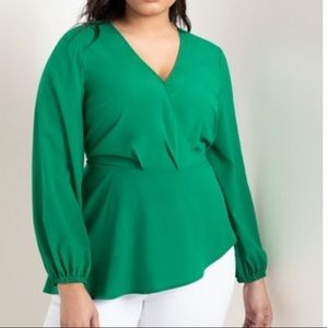 NWT Eloquii Plus size blouse